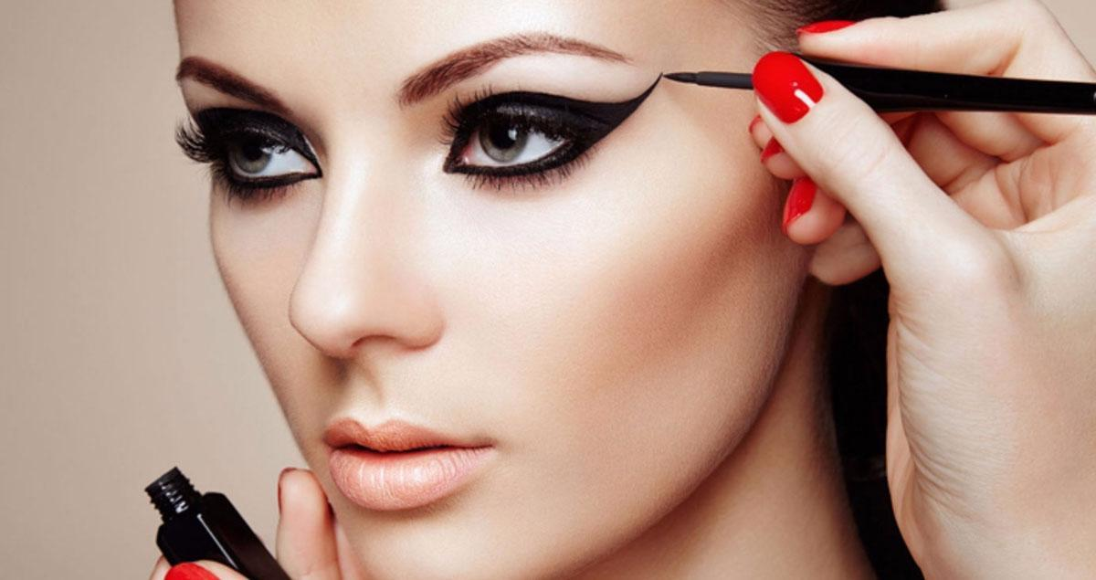 gozlerinize ozel eyeliner stilleri 1